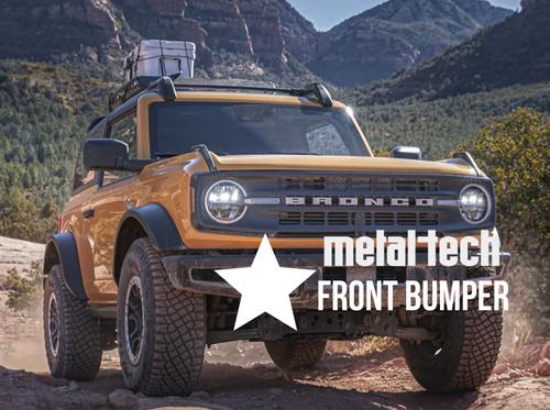 Ford Bronco Metal-tech 4x4 Tube Doors