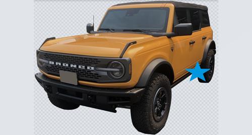 Ford Bronco Metal-tech 4x4 Link Bundle