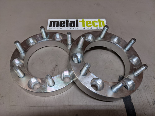 """6 x 5.5 1"""" Hub Centric Wheel Spacers (open box)"""