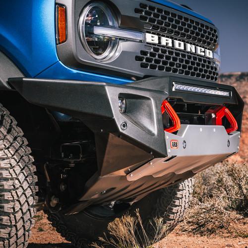 ARB Ford Bronco Non-Winch Front Bumper (Narrow Flare, 2021+)