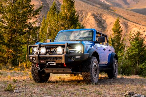 ARB Ford Bronco Summit Bumper (2021+) (ARB-3480010 )