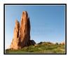 Tower of Babel in Garden of the Gods in Colorado Springs, Colorado 2811
