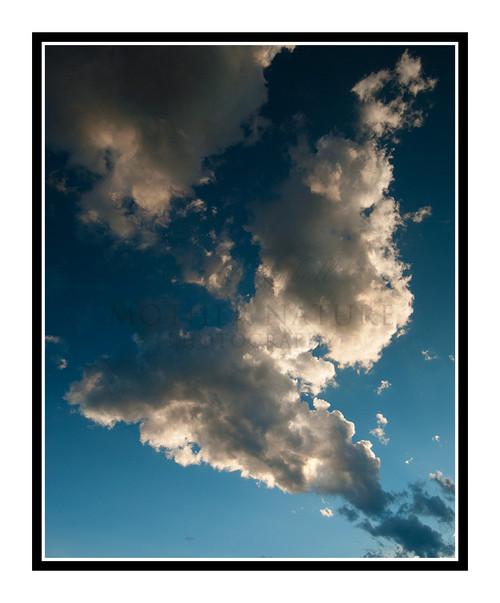 Cloud Formation over Colorado Springs, Colorado 2286
