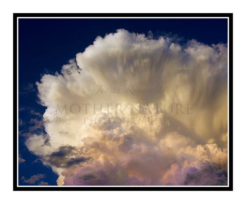 Cloud Formation over Colorado Springs, Colorado 2483