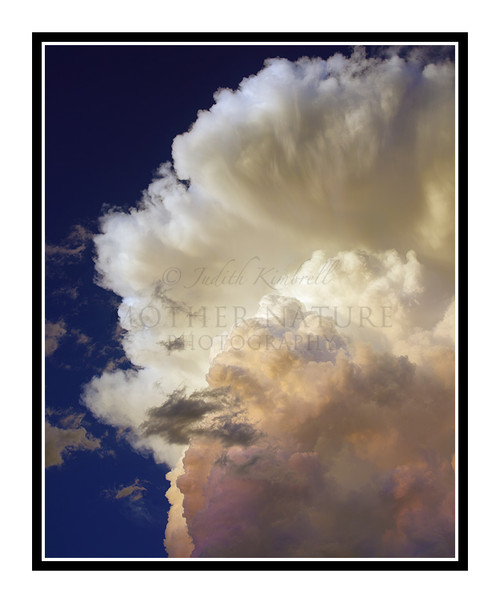Cloud Formation over Colorado Springs, Colorado 2486