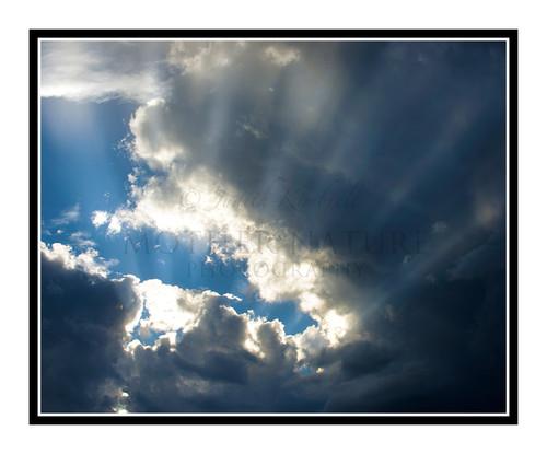 Cloud Formation over Colorado Springs, Colorado 2493