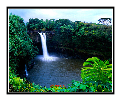 Rainbow Falls on the Big Island, Hawaii 475
