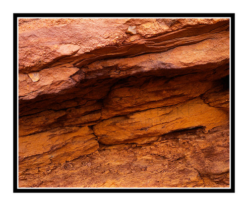 Rock Texture in Garden of the Gods, Colorado Springs, Colorado 118