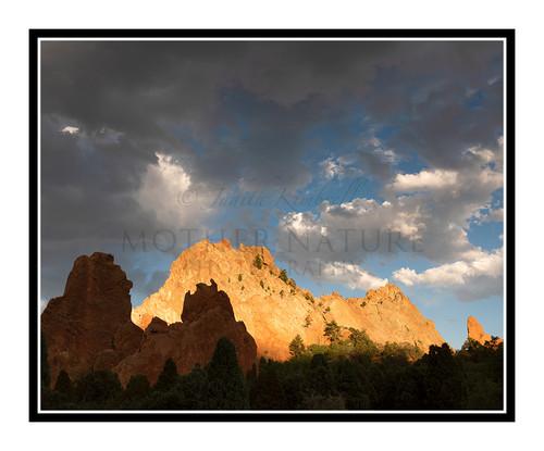 Garden of the Gods Colorado Springs, Colorado 2805