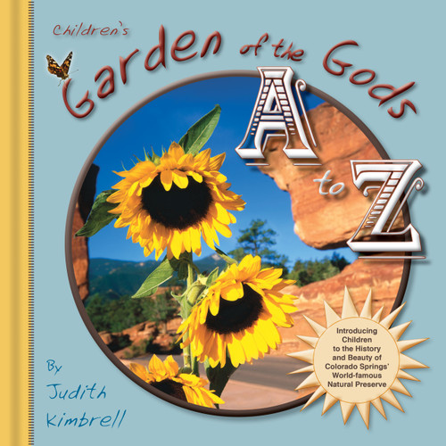 Hardback Book - Garden of the Gods; A to Z