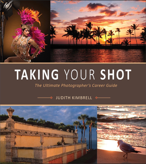 Taking Your Shot Front Cover