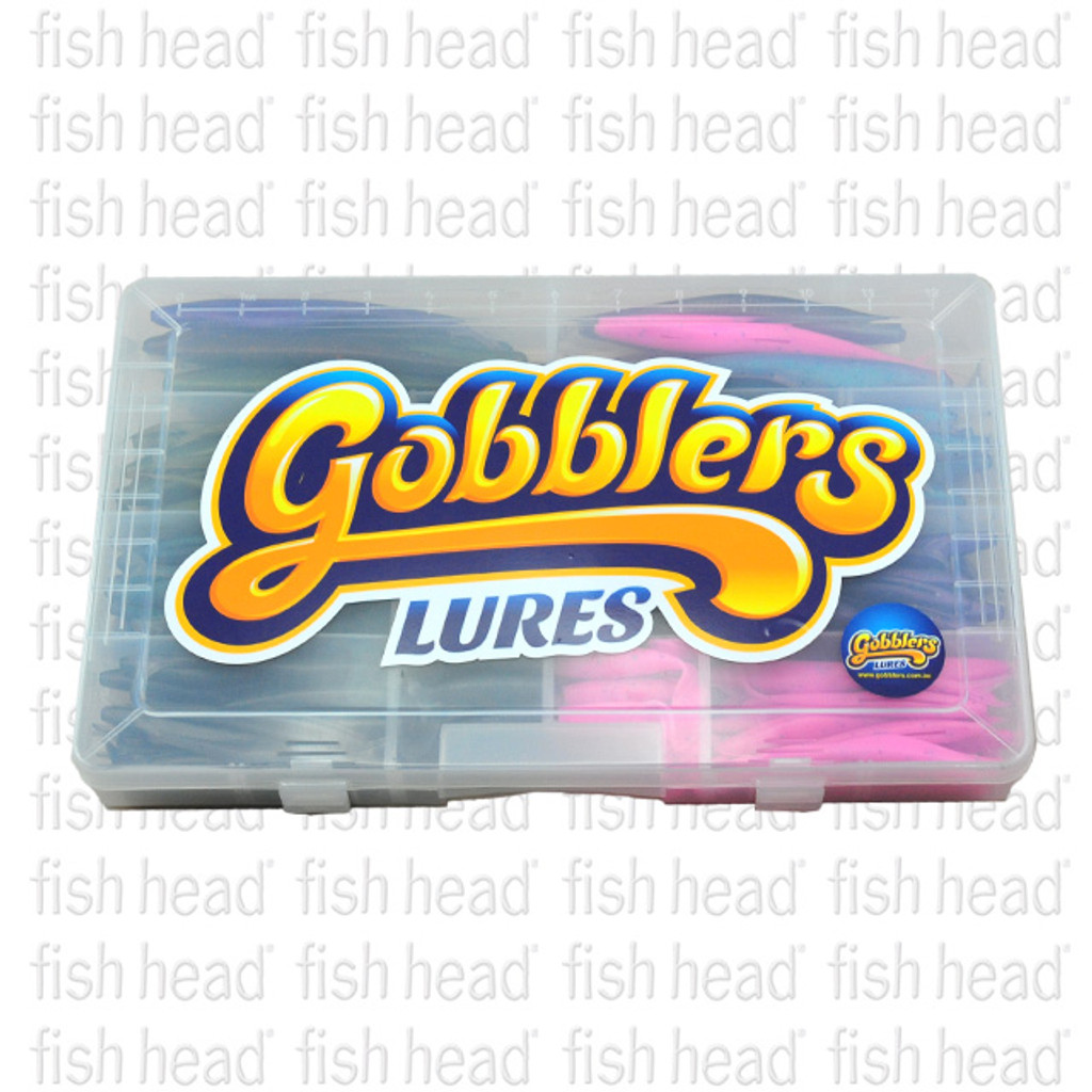 Gobblers Large Offshore Soft Plastic Kit