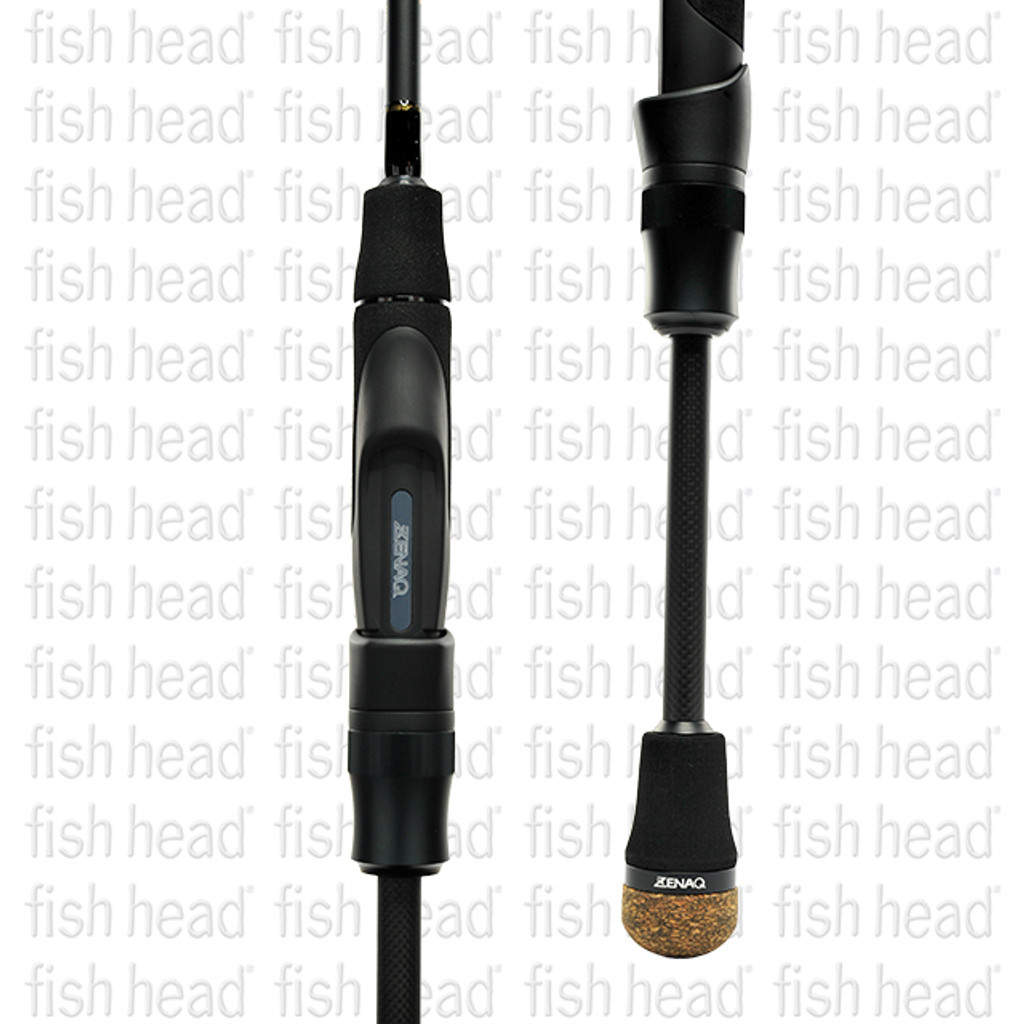 Zenaq Spirado Blackart S1-61 Spin Rod