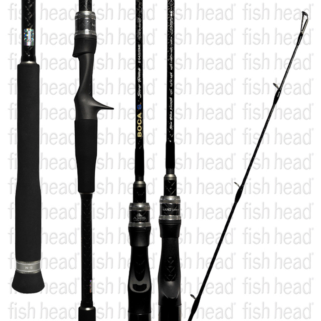 NS Black Hole Boca S Slow Pitch Jigging Rods