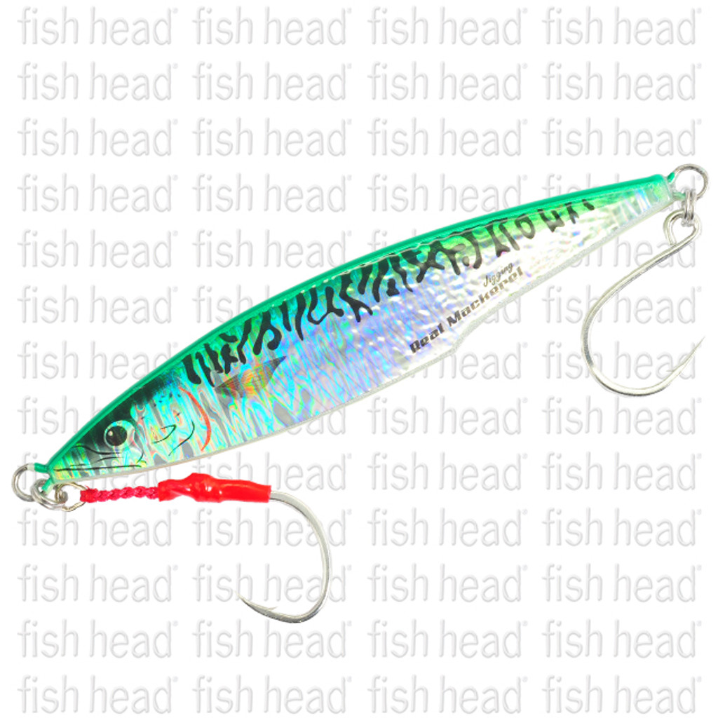 Fish Tornado Real Mackerel jig 200g