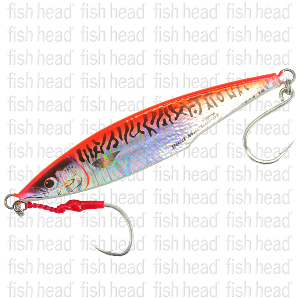 Fish Tornado Real Mackerel jig 150g