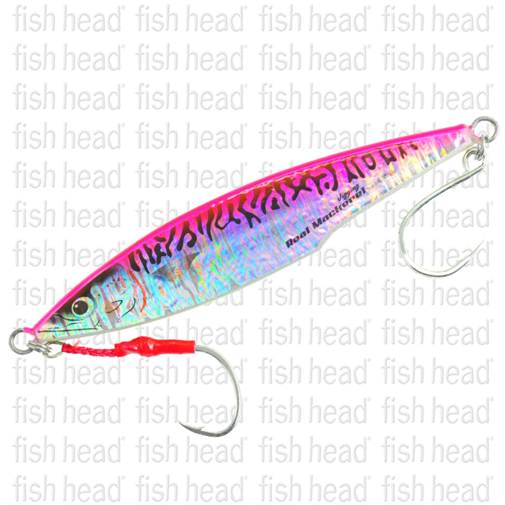 Fish Tornado Real Mackerel jig 120g