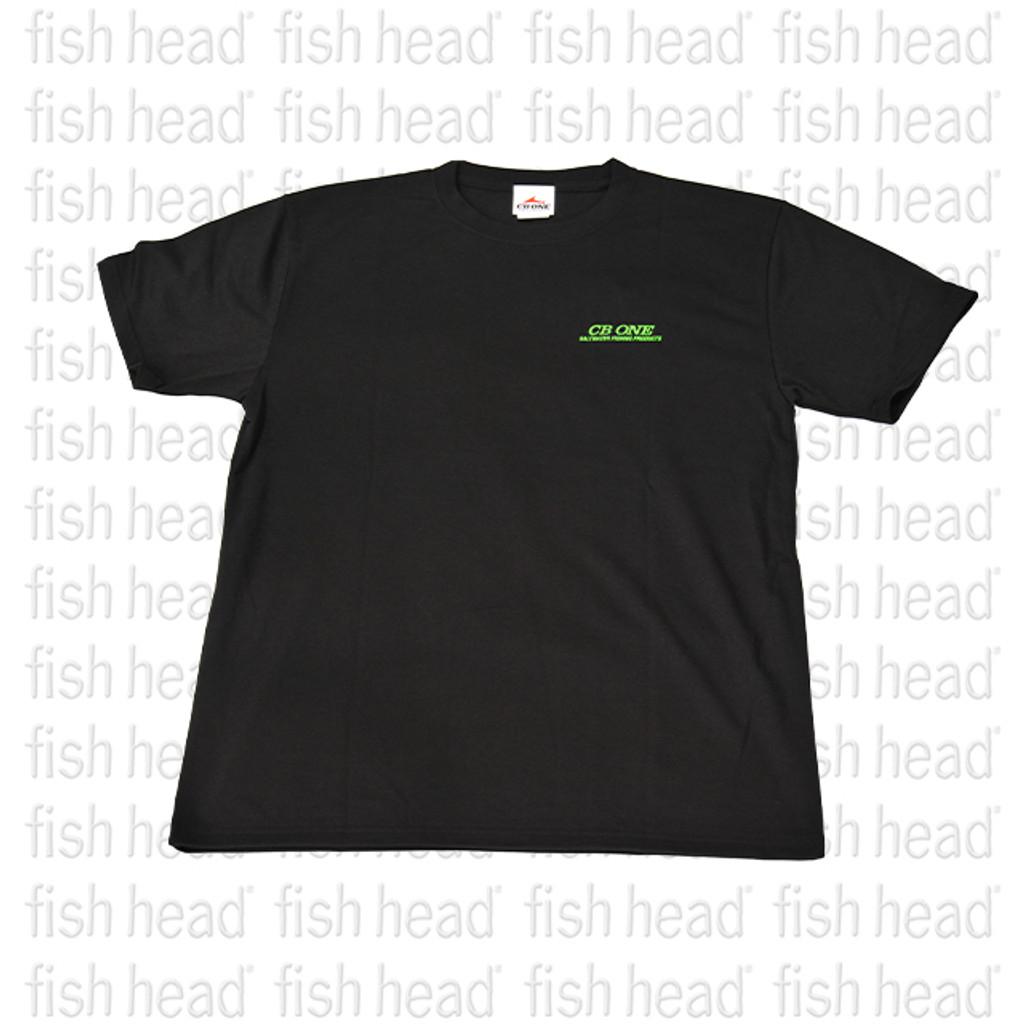 CB One Camo Eye T-Shirt - Black