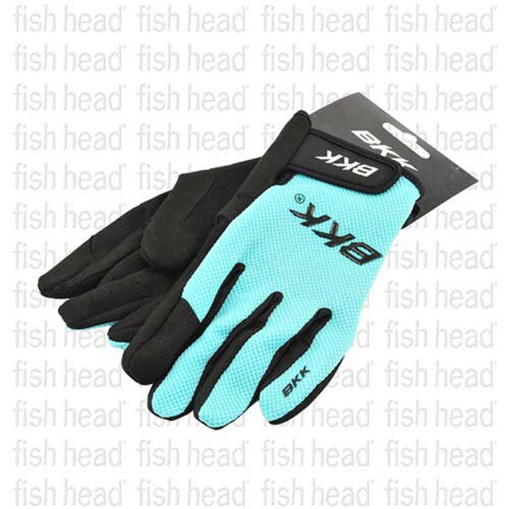 BKK Full Glove Blue