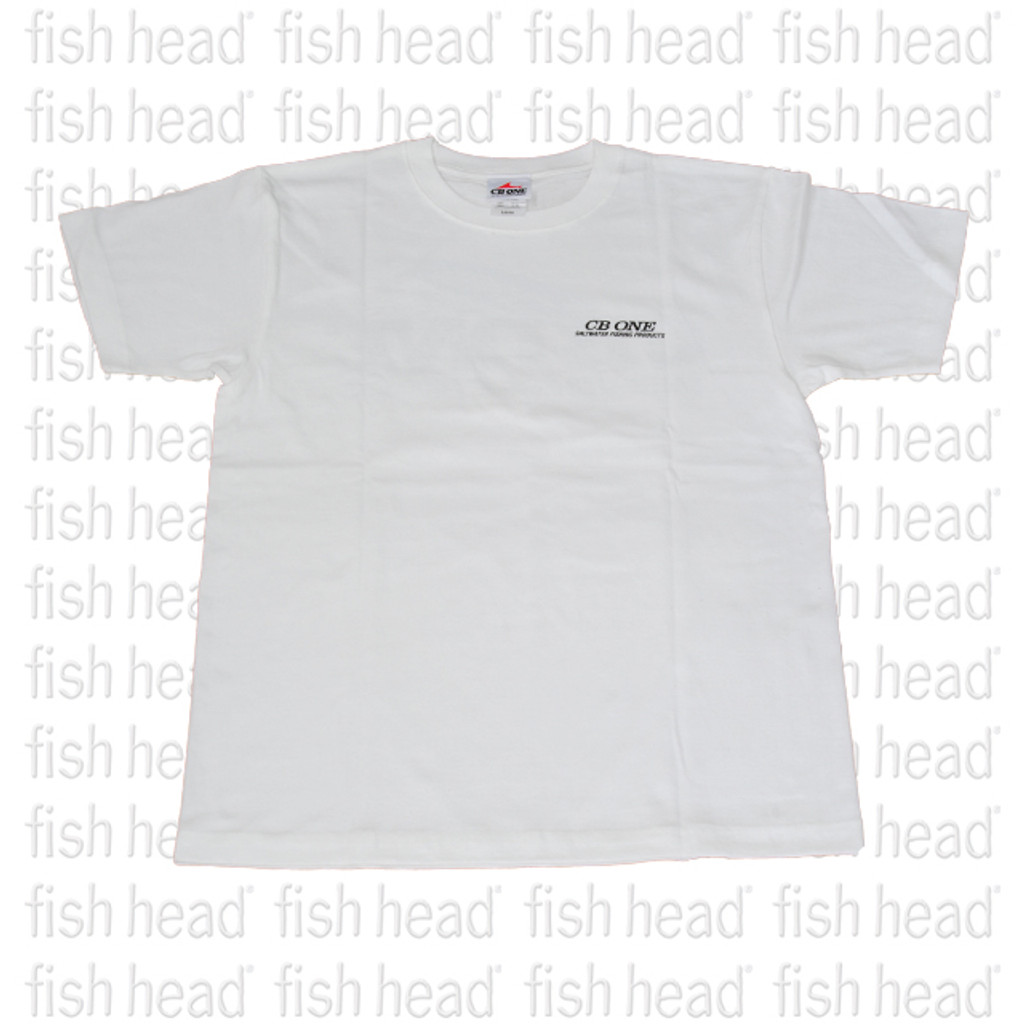 CB One Dixon T Shirt - White
