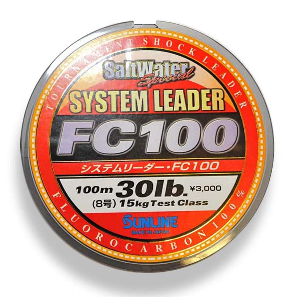 Sunline System FC 40lb 100m