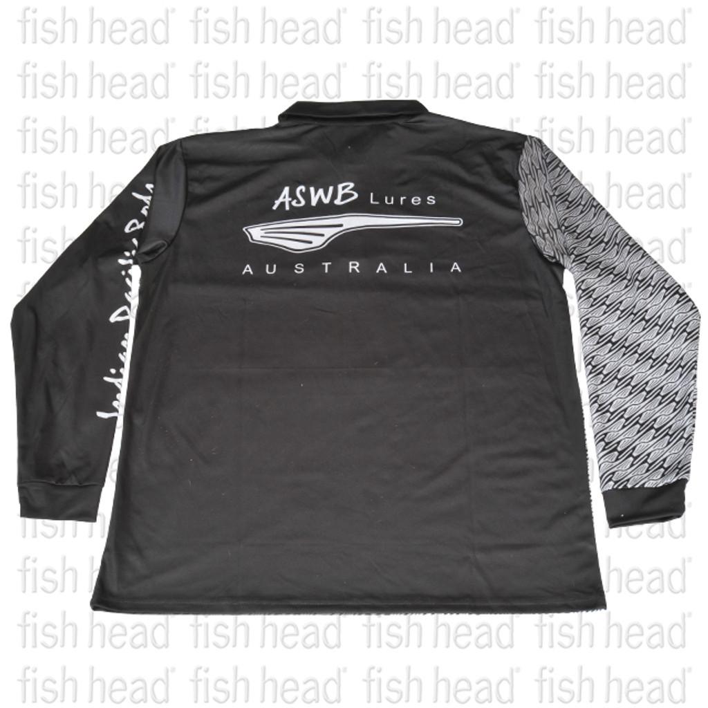 ASWB Long Sleeve Shirt Black Wing