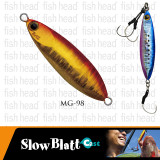 Angler's Republic Zetz- Slow Blatt Cast- Wide 30g