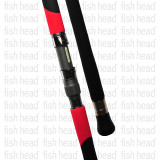 Patriot Design GTZ Black Mafia 76 Popping Rod