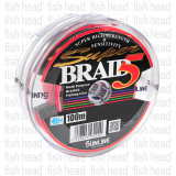 Sunline Super Braid 5 - 600m PE 12