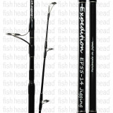 Zenaq Expedition EP55-14S Spin Travel Jigging Rod
