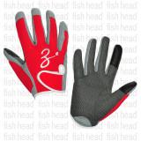 Zenaq 3D Glove- Red