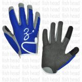Zenaq 3D Casting Glove Blue