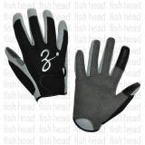 Zenaq 3D Casting Glove Black