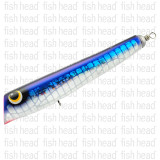ReefsEDGE  Atoll DivePOP 130g Diving Popper