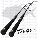 Zenaq Tobizo TC80-200G Heavy All-Round Casting Rod