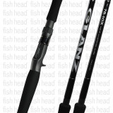 Zenaq GLANZ B78-10X Swimbait Baitcast Rod