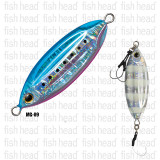 Angler's Republic Zetz- Slow Blatt Cast- Oval 40g