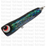 ReefsEDGE Roey 130g Abalone Floating Popper