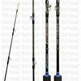 Oceans Legacy Elementus Over Head Jigging Rod