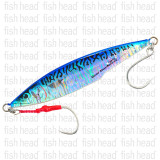 Fish Tornado Real Mackerel jig 280g