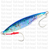 Fish Tornado Real Mackerel jig 280g