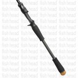 Zenaq Spirado Blackart B4-69 Baitcast Rod