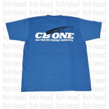 CB One  Dixon T Shirt - Slate Blue