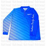 ASWB Long Sleeve Shirt Blue Neptune