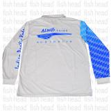 ASWB Long Sleeve Shirt Grey Wing