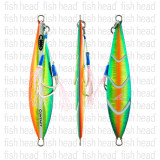 Oceans Legacy Contact 60g Rigged Metal Jig