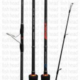 Oceans Legacy Adrenalin Light Game Spin Jigging Rods