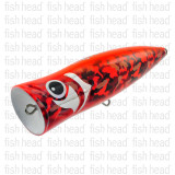 Fish Tornado Uncle KOZ 155g Floating Popper