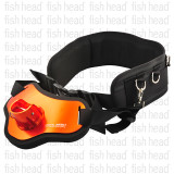 Real Works Multi Pad Padded Gimbal Belt Harness