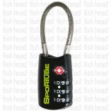 Sportube TSA Combination Lock